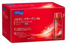 JAPAN ☀FANCL☀ HTC collagen drink  DX(EX) Tense Up 50ml x 10  ship by e-packet!