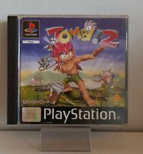 PS1 / Sony Playstation 1 Spiel - Tombi! 2 DEUTSCH mit OVP+Anleitung  A5248