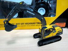 VOLVO EC220D 1/50 Alloy Excavator Model Diecast Engineering Verhicle Truck Toy
