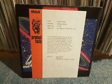 Jefferson Starship – Winds Of Change (Album) mit Labelletter