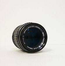 Pentax - SMC 135mm F3.5 Lens with Built In Hood