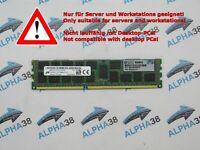 Micron 8 GB DDR3 1333 PC3-10600R MT36JSF1G72PZ-1G4 RAM ECC Server Speicher