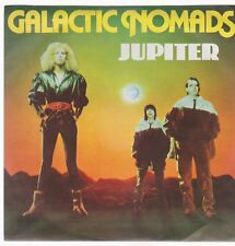 "7"" Galactic Nomads Jupiter / The Nomad`s Theme 80`s CBS (NDW)"