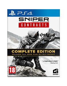 Sniper Ghost Warrior Contracts Complete Edition PS4 Game