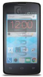 ZTE Quest n817 Wireless Android Smartphone 2GB Sprint - Black