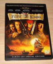 DVD Film - Fluch der Karibik - 2 Disc Special Edition - Johnny Depp