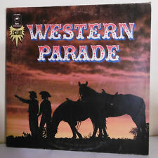 2 x 33T WESTERN PARADE Vinyles LP Claudius ALZNER The HILLBILLY FAMILY -EPIC 880