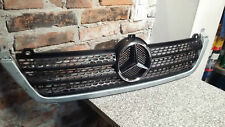 FRONT GRILLE Grill & Chrome Star & Metal Cover MERCEDES CDI SPRINTER 2000-2006