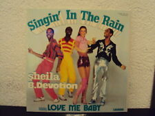 SHEILA B. DEVOTION - Singin´ in the rain