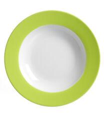 Ritzenhoff & Breker Flirt Doppio Suppenteller grün 22cm Neu