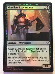 MTG CARD SEE PICS 1X Monastery Mentor Fate Reforged * Chinese