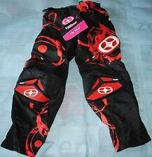 pantalon moto cross NO FEAR Rogue Noir/ rouge Taille US 30 FR 39