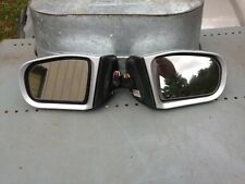 Pair (right and left) 2001 Mercedes E320 outside mirrors in gold