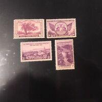 1935 MNH Year Set
