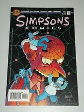 SIMPSONS COMICS #38 BONGO COMICS JULY 1998