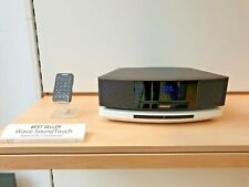 Bose Wave Music System IV with SoundTouch Pedestal *NEW BOXED from BOSE DEALER*D
