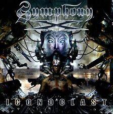 Iconoclast by Symphony X (CD, Jun-2011, Nuclear Blast)