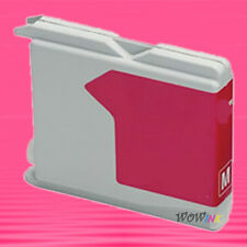 1P LC51M MAGENTA INK CARTRIDGE FOR BROTHER DCP130C 340C
