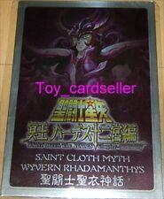 BANDAI Saint Cloth Myth Metal Plate Wyvern Rhadamanthys New for Stand
