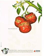 PUBLICITE ADVERTISING  2003   SEB    la cocotte CLIPSO