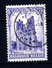 BELGIUM - BELGIO - 1928 - Cattedrale di Santa Gudula, Bruxelles