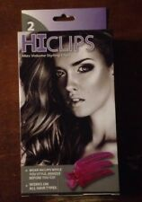 HiClips Max Volume Styling Clips NEW