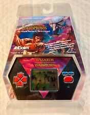 Wizards & Warriors Handheld Electronic Video Game by AKKLAIM 1989 New Sealed