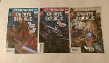 Dark Horse 2007 STAR WARS KNIGHTS OF THE OLD REPUBLIC #19-21 Daze Of Hate 1-3