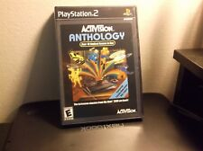 Activision Anthology (Sony PlayStation 2, 2002) IN MINT CONDITION COMPLETE