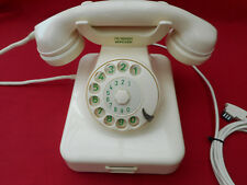 Altes Bakelit Telefon *   W 48 *  Manufaktum *   wie neu *  funktioniert * TAE