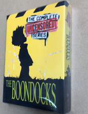 The Boondocks: The Complete Series [New DVD] Boxed Set, NEW & SEALED