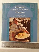 Couscous and Other Good Food from Morocco by Paula Wolfert (HC with DJ) 1973