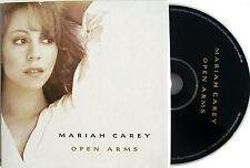 MARIAH CAREY CD Open Arms / Vision Of Love LIVE Card Slip -In Slv. AUSTRIAN UNPL