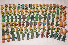 98 ver.  Teenage Mutant Ninja Turtles Lamincards Collection v. 2005 TOP Zustand
