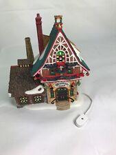 Department 56 Alpine Village Series Weihnachten Glashutte Glass Ornament