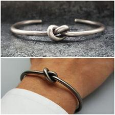 8afc33014d3b67 Bracciale uomo rigido nodo acciaio inossidabile da braccialetto in con inox