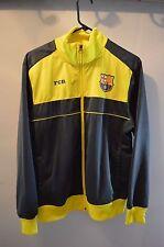 FCB Forca Barca Official Merchandise Soccer Athletic Wear Men's Jacket - Size M