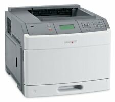 Lexmark T650n Laser Printer 30G0100   New fuser and rollers installed 90 day WAR