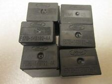 LOT OF 6 OEM Ford  F-150 5pin RELAY F57B-14B192-AA ((QTY 6))
