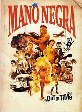 D.V.D../..MANO NEGRA../..OUT OF TIME../..TOURNEE GENERALE A LA CIGALE./..2 DVD..