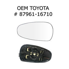 OEM Toyota 8796116710 MIRROR SUB-ASSEMBLY, OUTER REAR VIEW, LEFT