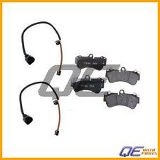 Front Porsche Cayenne 03 - 10 Pagid / Febi Brake Kit Brake Pad Set with Sensors