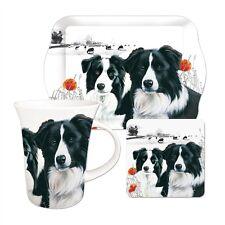 """Otter House Border Collie """"the Good Shepherds"""" Teatime Gift Set"""
