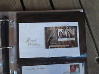 AUST. FIRST DAY COVER ROYAL WEDDING OF WILLIAM &  KATE M/S