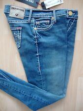 TRUE RELIGION CASEY SUPER T Low Rise Super SkinnyJeans Gr.28 NEU mit ETIKETT