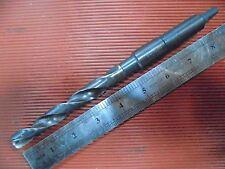 Titex 14.5mm Drill with No2 MT
