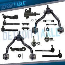 Upper Control Arms Tierods Sway Bars Ball Joints K1500 Suburban Tahoe Yukon 4WD