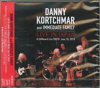 DANNY KORTCHMAR &...-LIVE IN JAPAN AT BILLBOARD LIVE TOKYO-JAPAN CD F83