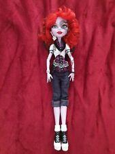 Operetta Original Ghouls Welcome to Monster High Barbie Doll Mattel Figure