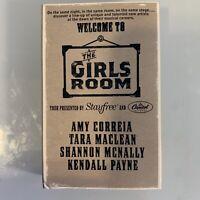 The Girls Room Promo (Cassette) Kendall Payne Shannon McNally